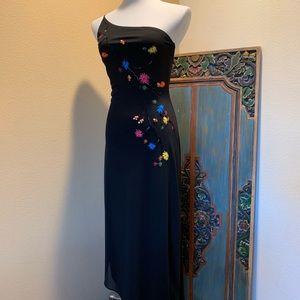 Laundry black dress,